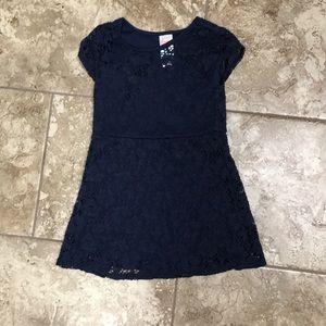 Navy Dress Size 4-5